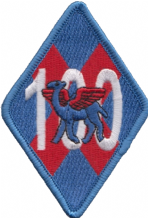 No. 45 (R) Squadron Royal Air Force RAF Centenary Diamond Embroidered Patch